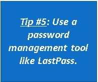 Protect Your Small Business Data Tip 5